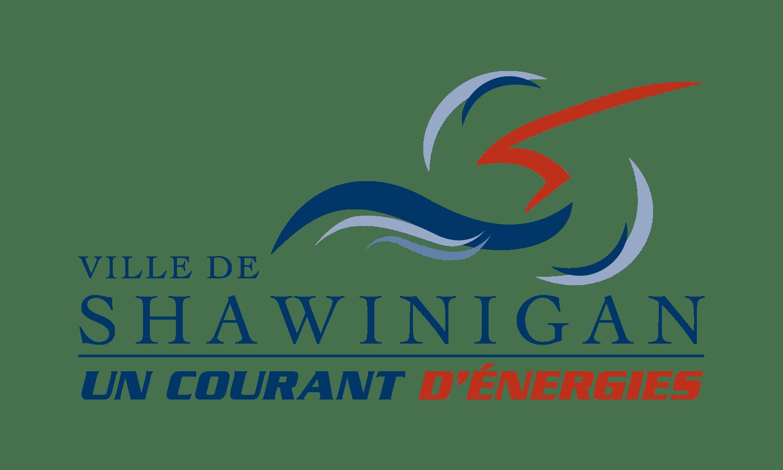 Logo de Shawinigan en couleur avec fond transparent
